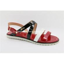 Dernières sandales Fashion Lady Flat