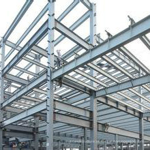 Edifício Integral de Estruturas de Aço Made in China