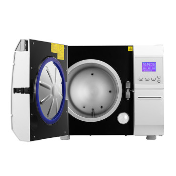 Mini autoclave para hospital veterinario