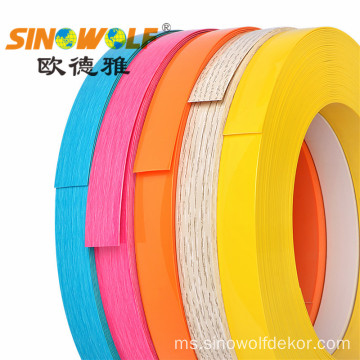 Siri PVC High Gloss Edge Banding