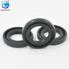 Customize Shaft seals Brown TC TB TA type rubber FKM double lip shaft seal