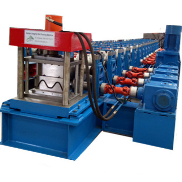 Roll W Guard Rails Roll Forming Machine