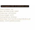 Para Camping, Hogar, Taller, Automóvil Bright 180 Lumen LED Bolígrafo Trabajo Luz