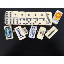 logo domino kids domino toy game domino