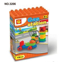 Jungen und Mädchen Spielzeug Bildungsbausteine