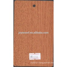 rich color ,wooden grain high pressure laminate / HPL