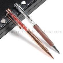 Popluar Exquisite Geschenk Gold Pen für Frauen & VIP Gäste