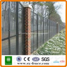 358 high security anti climb fencing