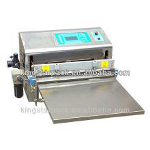 Machine automatique d'emballage sous vide en plastique de table pour la nourriture de mer LZQ-600E