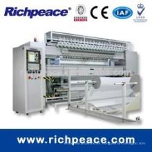 Richpeace Industrial Multi-Needle máquina de acolchado con Shuttle