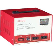 Китай SVC 1500VA Низковольтное и стабилизатор частоты TND 1500VA Цена