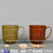 Taza de café promocional del diseño personalizado
