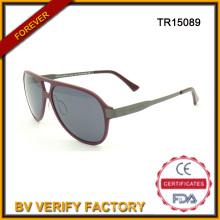 Benutzerdefinierte Werbe Tr90 Sonnenbrillen für Männer