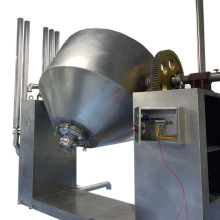 Double-Cone Revolving Vacuum Drying Machine