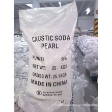 Caustic Soda Pearls (99%) with SGS Test Report