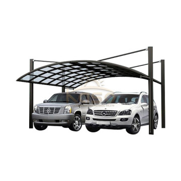 H Beam Metal Shelter CarGarage Carport Del