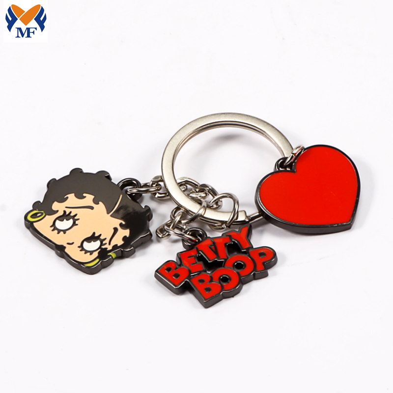 Promotional Keychain With Logo
