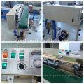 DBF-1000G Einstellbarer Geschwindigkeitsförderer Plastikbeutel-Siegelmaschine