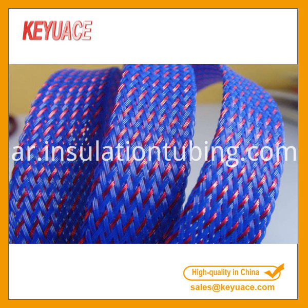 Plastic Braided Pet Expandable Sleeving