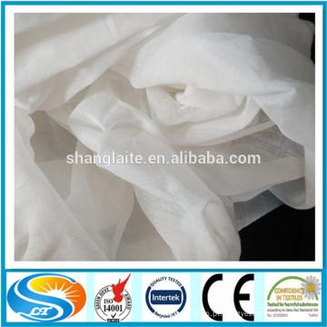 Fabricante poliéster voile tecido quadrado lenço