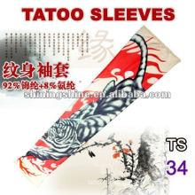 2016 new unique dragon design tattoo sleeve