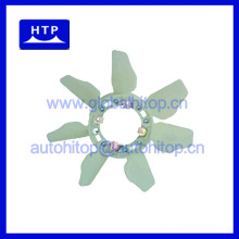 Auto heater fan blade assy for TOYOTA 1KD-FTV 16361-67020 16361-0L020 2KD-FTV for HILUX 0.5-07 420MM