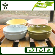 wholesale natural bio bamboo fiber bowl