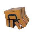 Custom size paper box folding infinity children toy magnetic magic cube 3x3x3
