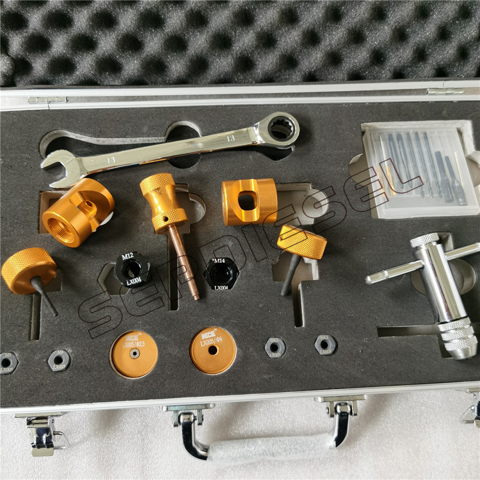 Sdt32 Common Rail Injector Filter Disassembling Tool Box 4
