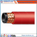 Rubber Black Soft 165 Steam Hose