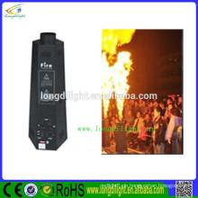 Neuer Bühneneffekt Flammenprojektor 200W Feuermaschine mit DMX Control & Circuilt Steuerung