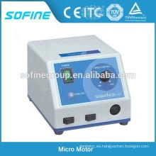 Equipo de laboratorio Dental Micro Motor