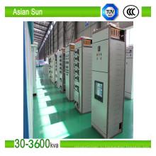 ЛВ кольцо Основной блок трансформаторная подстанция с ABB автомат защиты