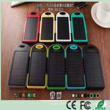 Дешевые Оптовая 5000 мАч двойной USB солнечной энергии Банк зарядное устройство для iPad и мобильных телефонов (SC-1688)