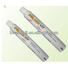 Tubo de lápiz labial de aluminio 80ml