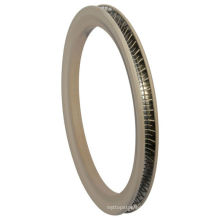 PTFE+Polyester Spring Seals /Face Seals for Foodstuff Industry