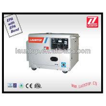 5kw Dieselgenerator 50HZ 3000rpm 4-Takt, luftgekühlt, einzylinder