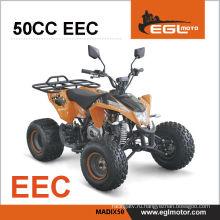 ЕЭС 50cc газ Quad для детей