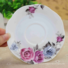 Customized Size Ceramic Divided Dinner Plates