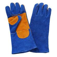 Перчатки для сварщиков с двойной ладонью