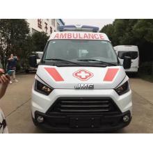 Ambulancia de transporte de eje corto JMC