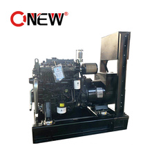 Portable Silent Type Small Diesel Engine Marine Generator Set Air Cooled with Heat Exchanger 10kw/10kv/10kVA