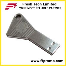 OEM-компания Подарки Металл ключ USB флэш-накопитель (D351)