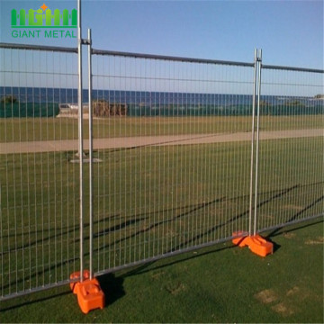 Removable Construction Galvanized Australia Temporary Fence