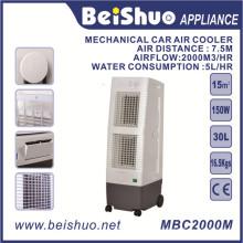 Maschinenkühlung Lüfter Klimaanlage Luftkühler für 30L Wassertank