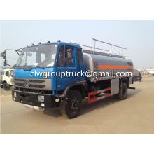 DFAC 4X2 9-12Tons camión cisterna de combustible