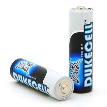 Alkaline Batterie AA Lr6 1.5V für drahtlosen Router