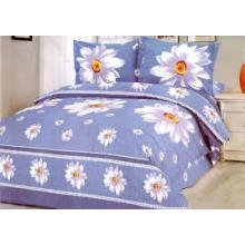 Juegos coloridos del lecho / hoja de cama