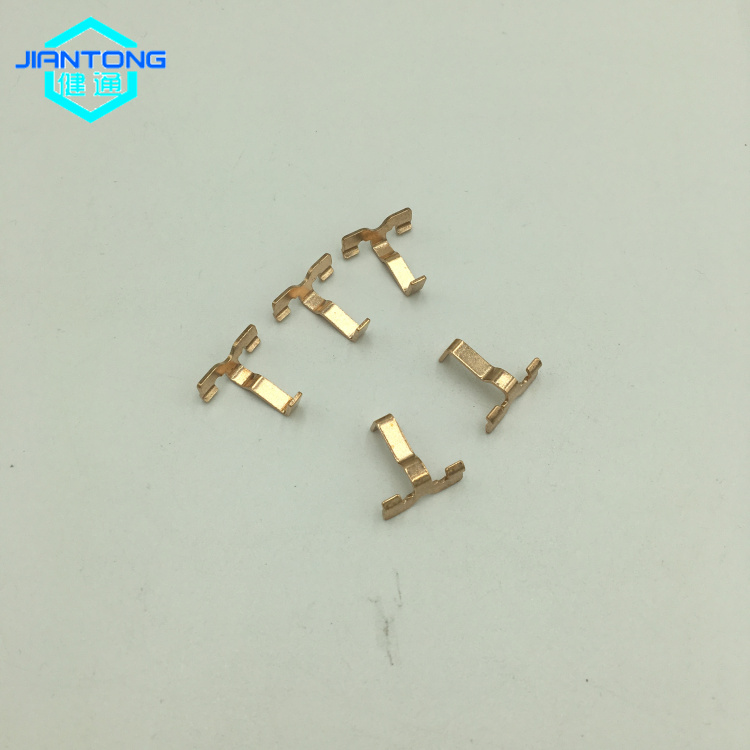 stamped Brass Spring Contact