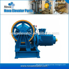 Traction Machine with Remote Loose Brake